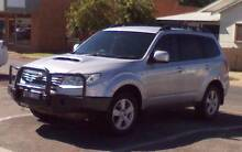 2010 Subaru Forester Fisher Weston Creek Preview
