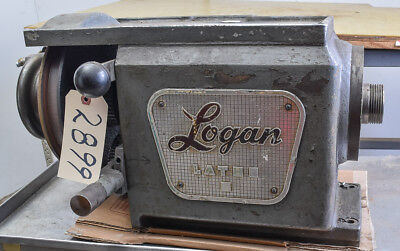 Logan 14 Swing Headstock Ctam 2899