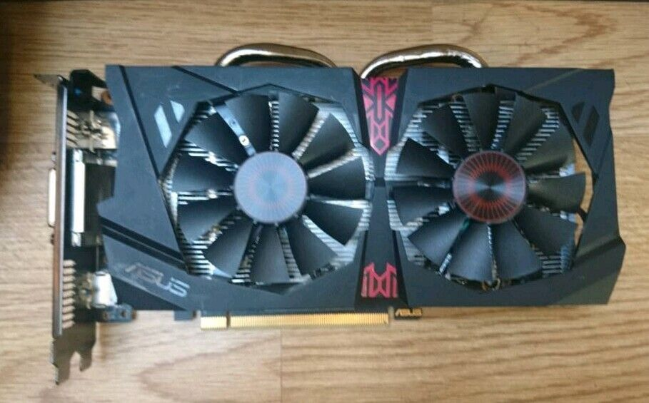 Gtx 950 asus strix 2gb graphics card | in Chapeltown, West Yorkshire |  Gumtree