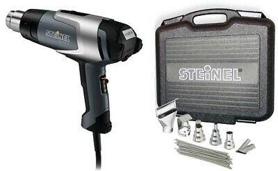 Steinel 51537 Automotive Kit With 1600w Hl2020e Heat Gun And Accessories