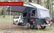 2015 Coorong GT Ezytrail off road, hard floor camper trailer Kincumber Gosford Area Preview