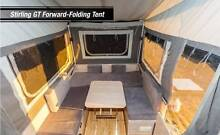The Ultimate in Forward Folding Camper Trailers.  PMX Stirling GT Wangara Wanneroo Area Preview