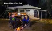 Rear Fold Luxury Albany GT MK2 Off Road camper Trailer Wangara Wanneroo Area Preview