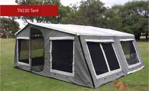 4WD camper trailer St Andrews Campbelltown Area Preview