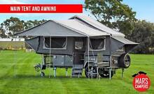 Mars Camper Front Folding Spirit Camper w Independent Suspension Wingfield Port Adelaide Area Preview