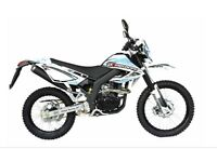 125 cc motorcycle Motorini sxr motorcross