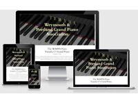 Website Design in Dorchester, Weymouth & Portland