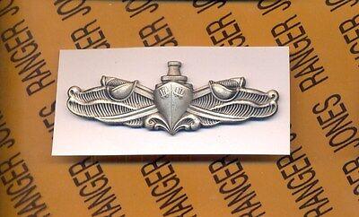 USN United States Navy Surface Warfare Enlisted brushed Badge Award Vanguard