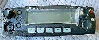 Motorola Xtl2500 Radio Control Head