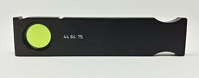 Zeiss Microscope Green Filter Slider 446475