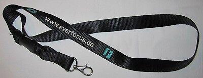 EverFocus Electronics Schlüsselband Lanyard NEU (T110) Everfocus Electronics