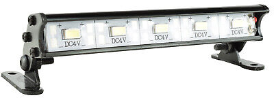 Apex Rc Products 5 Led 89Mm Aluminum Light Bar   Traxxas Stampede E Revo  9042