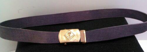 Vintage CUB SCOUT BSA Uniform Belt With Buckle