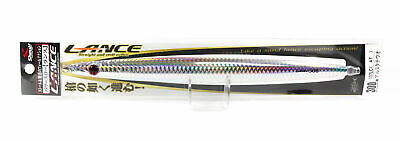 Shout 107-LC Metal Jig Lance Slow Fall Long 300 grams TH (6866)
