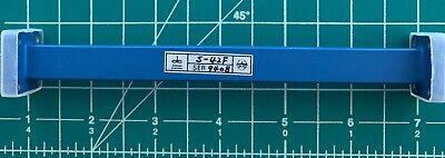 Dorado S-42f Wr-42 6 Straight Waveguide 18 - 26.5 Ghz
