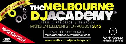 THE M.D.J.A IS NOW OPEN…. DJ Courses - August Specials York York Area Preview