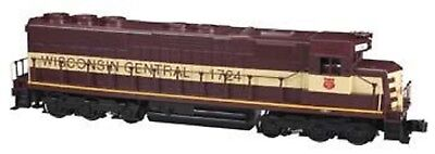 Williams 0 gauge Wisconcin Central SD-45 Diesel Locomotive  (21715) for sale  Shipping to Ireland