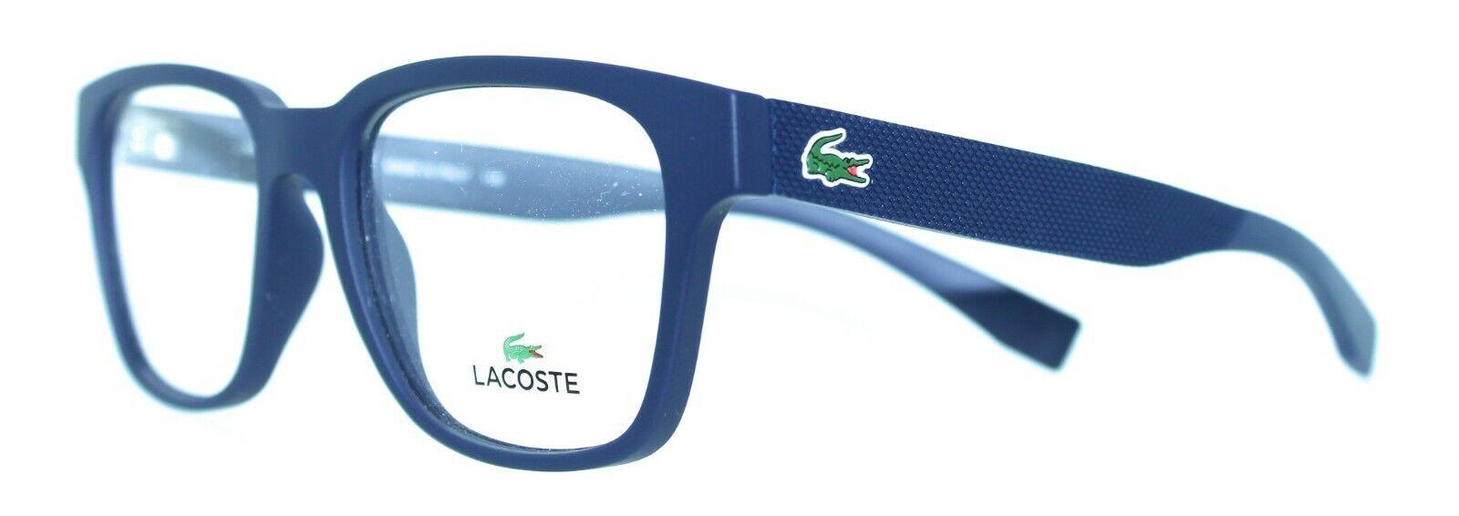 LACOSTE - L2794 424 52/17 - MATTE BLUE - NEW Authentic MEN D