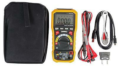 Duratool - D03122 - Digital Multimeter Trms With Usb