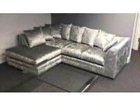 Julie Curhed velvet sofa range