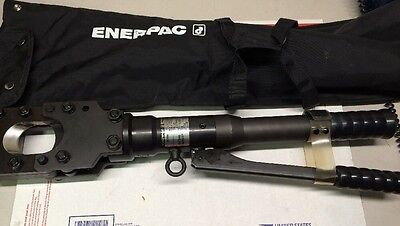 Enerpac Wmc-2000 2 Hydraulic Cable Wire Cutter 13 Ton