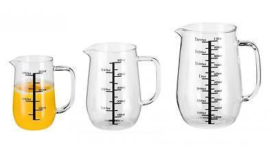 Stellar Stain Resistant Glass Cook's Measuring Jug