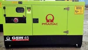 PRAMAC GSW45Y GENERATOR Peats Ridge Gosford Area Preview