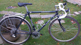 Dawes Super Galaxy Cycle, REDUCED! Winter Hack, Audax, Tourer, Training Iron, Eroica, classic