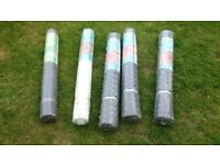 roll of plastic garden mesh many available