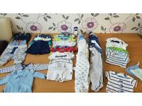 Newborn/first size baby clothes