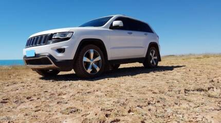 2014 Jeep Grand Cherokee Wagon Limited