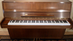 RIGHT FOR YOUR FINGERS KAWAI UPRIGHT PIANO