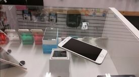 ***wITH rECEIPT -- GREAT CONDITION IPHONE 6 16GB SILVER - UNLOCKED***