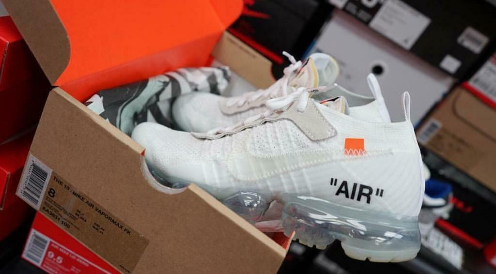 new styles ec29a b27d9 Off white Nike air vapormax(2019) | in Haringey, London | Gumtree