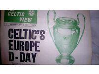 Rare Celtic View