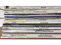 Classical Music - Set of 36 LPs