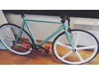 Fixie bike Fixed gear road bicycle