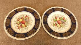 Crown Ducal Ware - Pair of Decorative Plates
