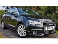 AUDI A1 sport 1.6 Turbo Diesel. Only £20 Road tax. Part ex welcome. Finance Available
