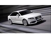 Chauffeur Driven Audi A6