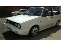 Wanted / deal / swap mk1 golf convertible