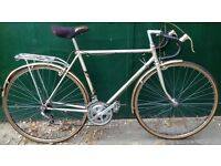 55cm Triumph Tempest Vintage Classic 12 Speed racing racer Town road Bike