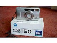 Minolta Riva 150 camera