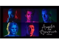 2 Combined Tickets to Angels in America 28th June