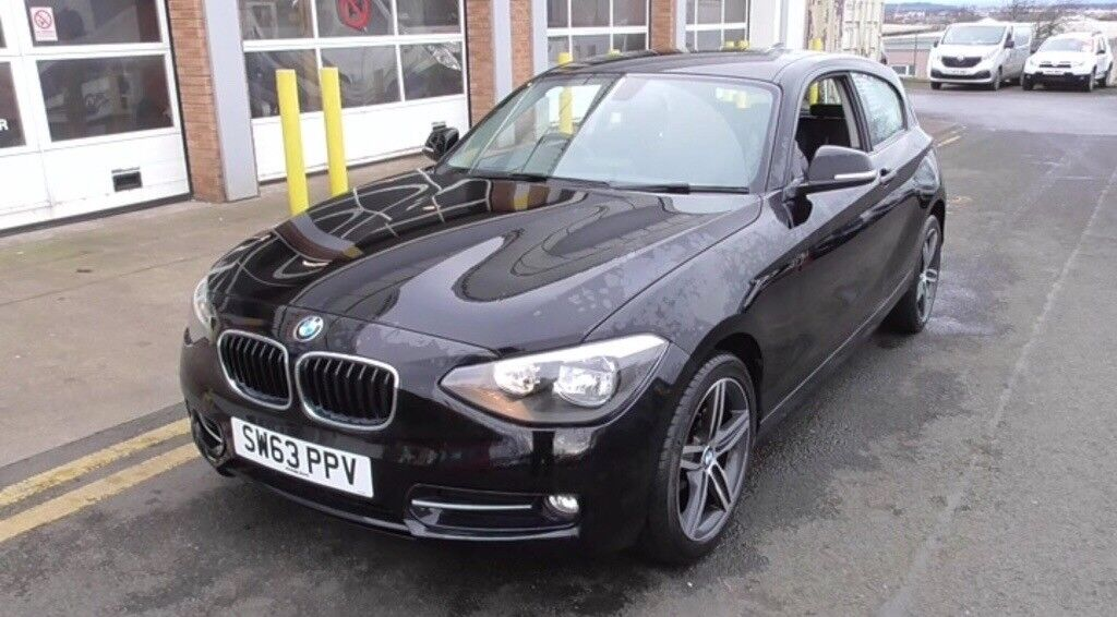 BMW 1 Series 114i Sport (63) for sale! Offers considered!!!!