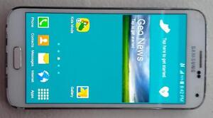 WORLDWIDE FACTORY UNLOCKED GALAXY S5 IN PERFECT CONDITION