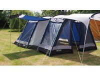 TOP MAKE OUTWELL COLORADO 4 MAN TENT & ACCESSORIES