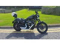 Harley Davidson XL883 N IRON 2009