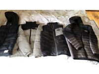Warm Jackets and Gilet Boys Age 11/12/13/