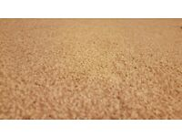 2 x good quality cream carpets in great condition